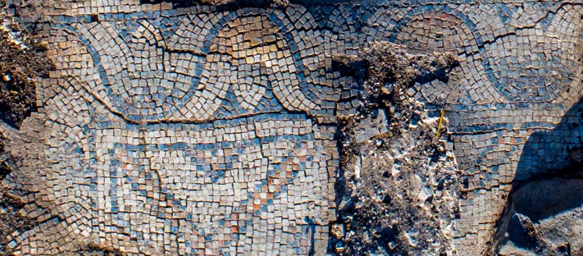 mosaico-de-igreja-em-kfar-kama-galileia-israel
